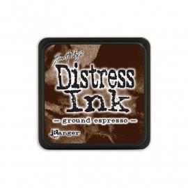 Distress Ink Mini Ground Espresso