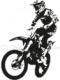 HP Stempel 73a, Motorrijder