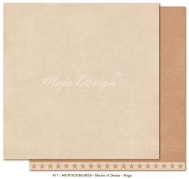 Maja Design * Monochromes *  Shades of Denim * Beige *