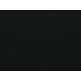 Boekbindlinnen 50 x 68 cm linnenstructuur zwart