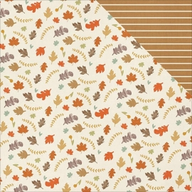 PhotoPLay Design Papier * Autumn Day * Multi Leaf