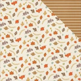 PhotoPLay Design Papier * Autumn Day * Multi Leaf