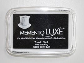 Memento LUXE Tuxedo Black
