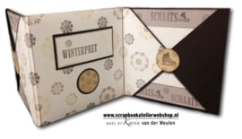 HP Stempel 2c Set Winterpret