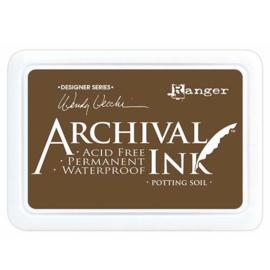Archival Ink, Potting Soil