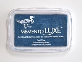 Memento LUXE Teal Zeal