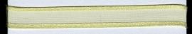 Organza lint col.026 zacht geel/groen 7mmx 1m