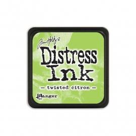 Distress Ink Mini Twisted Citron