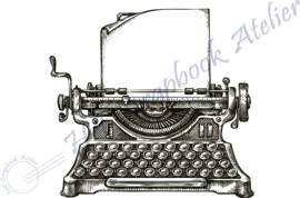 HP Stempel 106a, Type machine