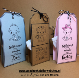 Workshop cadeautasje Maxi Tag