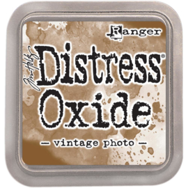 Distress Oxide Ink, Vintage Photo