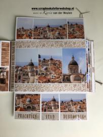 "Workshoppakket MEGA Album "" Kroatië 4 en 5"""