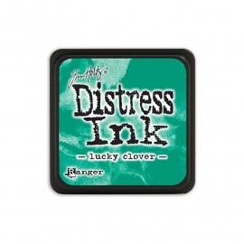 Distress Ink Mini Lucky Clover