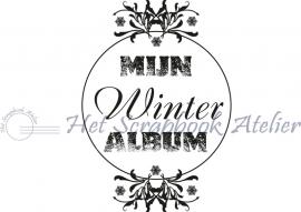 HP Stempel 2f Winteralbum, stoer