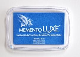 Memento LUXE Bahama Blue