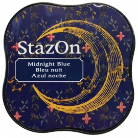 Stazon- Midi-Midnight Blue