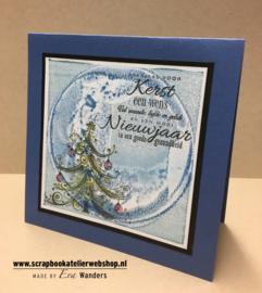 HP Stempel 80a, Speciaal voor kerst......