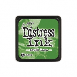 Distress Ink Mini Mowed Lawn