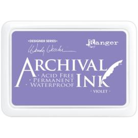 Archival Ink, Violet