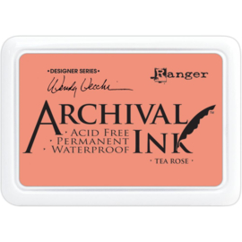 Archival Ink, Tea Rose