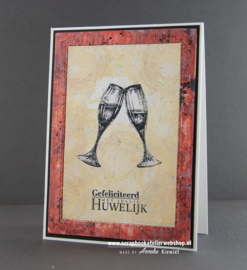 HP Stempel 48b Huwelijk