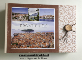 "Workshoppakket MEGA Album ""Kroatië 4 en 5"""
