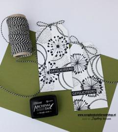 HP Stempel 5d2a, Zaadjes bloem zonder steel