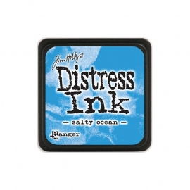 Distress Ink Mini Salty Ocean