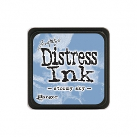 Distress Ink Mini Stormy Sky