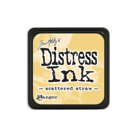 Distress Ink Mini Scattered Straw