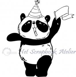 HP Stempel 60h, Panda vlag