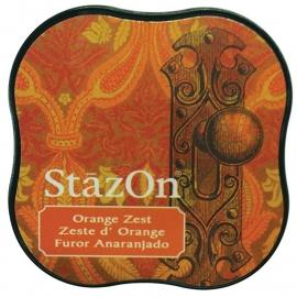 Stazon- Midi- Orange Zest