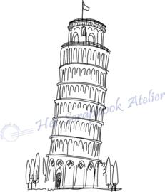 HP Stempel 107a5, Italië