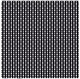 Zwart/ Wit lijn Artemio* Ringen
