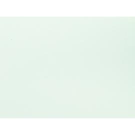 Boekbindlinnen  50 x 68 cm wit linnenstructuur
