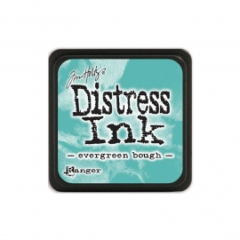 Distress Ink Mini Evergreen Bough