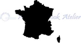 HP Stempel 110b, mini Frankrijk