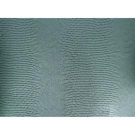 "Boekbind ""linnen"" lizard structuur grijs 50 x 68 cm"
