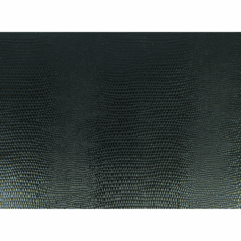 """Boekbind """"linnen"""" lizard structuur zwart 50 x 68 cm"""