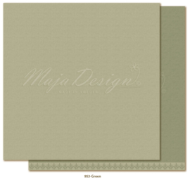 * Maja Design * Monochromes * Joyous Winterdays * Green
