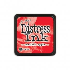 Distress Ink Mini Candied Apple
