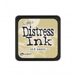 Distress Ink Mini Old Paper