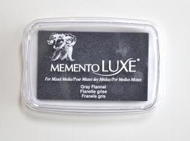 Memento LUXE Gray Flannel