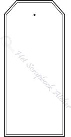 HP Stempel 51n, Tag dubbele lijn strak maxi