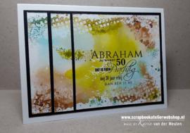 HP Stempel 88a, Abraham.....