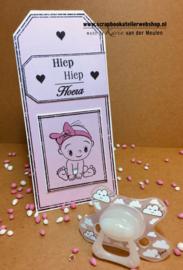HP Stempel 97r, Baby meisje