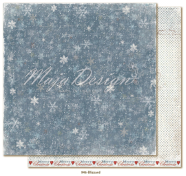 * Maja Design * Joyous Winterdays * Blizzard