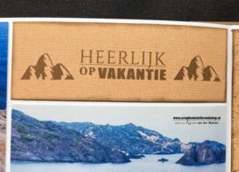 HP Stempel 110f, Bergen mini
