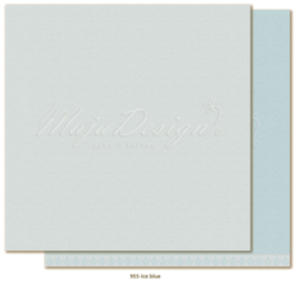 * Maja Design * Monochromes * Joyous Winterdays * Ice Blue