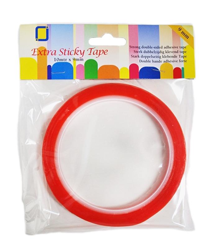 Extra Sticky Tape 9 mm